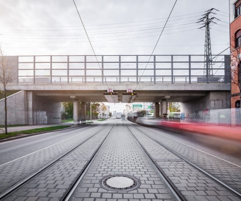 EÜ Delitzscher Straße Halle (Saale)