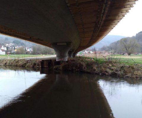 BW 1 Sinnbrücke Nord