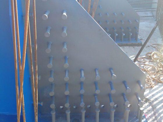 Stahlverbundfertigteile