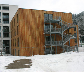 Klinikum Garmisch-Partenkirchen Bettenhaus