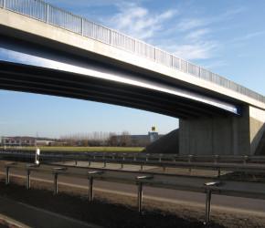 BW 0163U Hohenthurm – Brücke über die B100