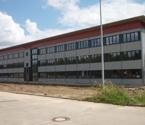 Bürogebäude Kaserne Volkach