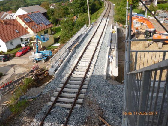 Eisenbahnüberführungen (8)